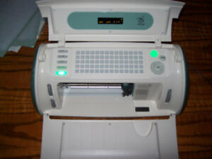 Cricut Create Die Cutting Machine & Cartridges Model CRV20001