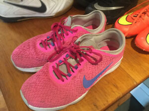 Nike Zoom Fit training shoe - women's size 8 - only $15