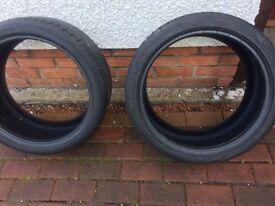 245/35.18 tyres