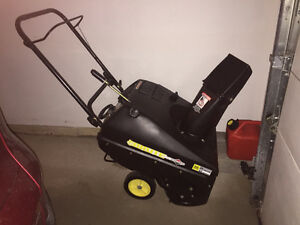 Briggs & Stratton 5.25hp Snowblower