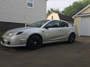 2006 Saturn Ion Redline Rare Car
