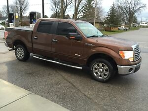 2011 Ford F-150 XLT Pickup Truck 4x2 3.5 eco-boost , London Ontario image 2
