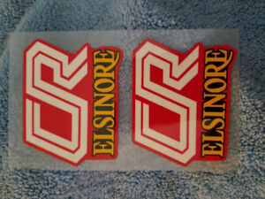 Up for sale is a set of decals for a CR125 Elsinore