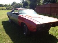 70-74 Challenger shell wanted