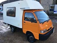 2001 'Y' Daihatsu HI-JET 1.3 Romahome Motorhome Camper Motor Caravan. Px Swap