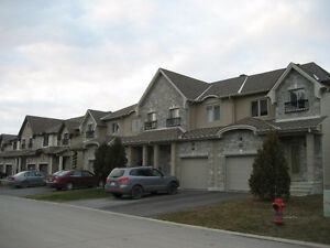 Furnished 3 bedroom townhouse minutes to downtown Ottawa
