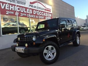 Jeep Wrangler Unlimited 4WD 4dr Sahara+A/C+BEAU LOOK!!!! 2012