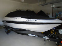 2011 DORAL SUNQUEST 170BR IN NEW CONDITION