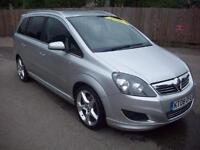 Vauxhall Zafira SRI PLUS 16V