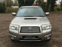 Subaru Forester 2.5 XT 5dr - Manual - Powerflow Exhaust