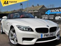 2011 BMW Z4 2.5 SDRIVE 23I M SPORT 2DR ROADSTER PETROL CONVERTIBLE PETROL