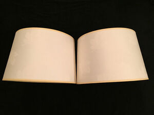 Very Attractive Neutral Decor Lamp Shades - Never Used Kitchener / Waterloo Kitchener Area image 2