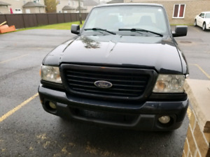 Ford Ranger  2008; 130 000Km