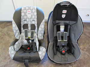 Britax Carseats for Sale - Stages 1 & 2