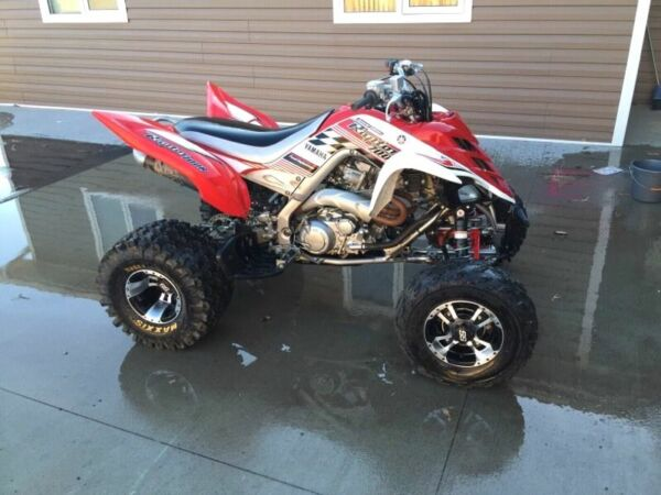 Used 2008 Yamaha Raptor 700