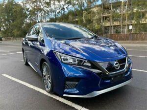 2020 Nissan Leaf ZE1 E+ AUTECH Blue Automatic Hatchback