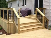 End of season Deck and Fence Promo