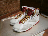 NIKE AIR JORDAN 7 YEAR OF THE RABBIT  Size 11.5 US