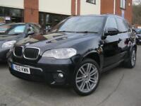 2012 12-Reg BMW X5 3.0TD ( 245bhp ) xDrive30d M Sport Auto,7 SEATER,BIG SPEC!!