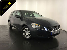 2012 62 VOLVO V60 ES NAV D2 DIESEL 1 OWNER SERVICE HISTORY FINANCE PX WELCOME