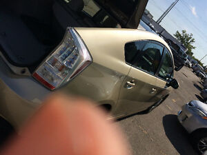 Prius 2010 Accident free Back cam Navegation leather seats