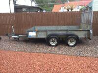 Ifor williams plant/general purpose trailer