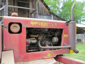 swather engine