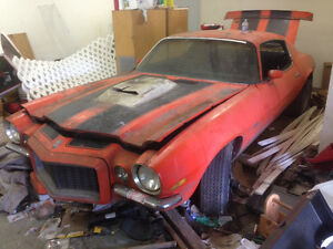 1970 RS Z28  Project car Real Deal!!!