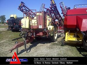 2008 Hardi 750 Commander Sprayer