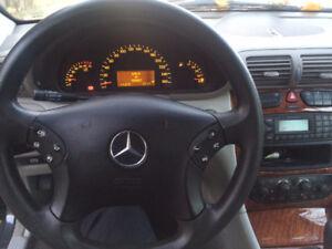 2001 Mercedes-Benz C-Class Berline