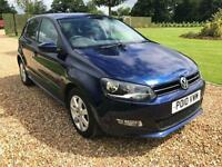 2014 10 VOLKSWAGEN POLO 1.4 MATCH EDITION 5D 83 BHP