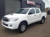 2013 (62) Toyota Hilux 2.5 D4-D HL2 Double Cab 4x4 Diesel Pickup *105k*