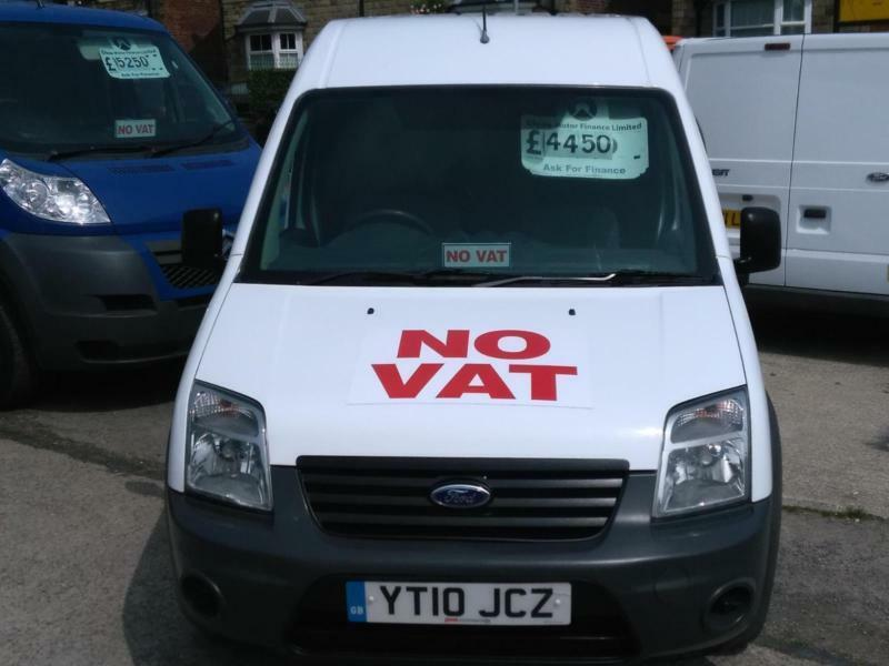 7d9b5ed462 2010 FORD TRANSIT CONNECT VAN LWB T230L High Roof 1.8 TDCi 90ps Diesel