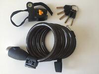 Cadenas cable à clé Onguard Doberman