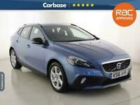 2016 Volvo V40 D3 [4 Cyl 150] Cross Country Lux Nav 5dr Geartron HATCHBACK Diese