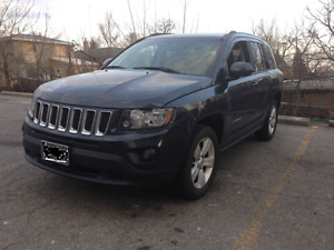 2014 jeep compass  low kn