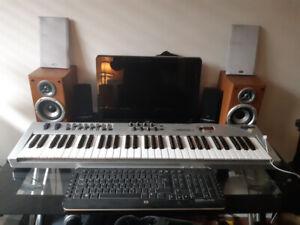 Clavier midi m audio radium 61