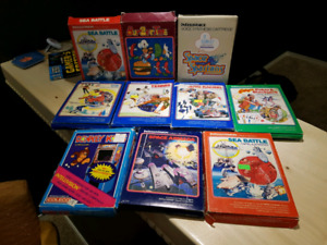 Intelivision Games for Sale