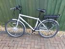 Halfords Assist Crossbar Hybrid Electric Bike  ebike