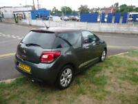 2013 Citroen DS3 1.6 VTi ( 120bhp ) Automatic DStyle only 1 former owner