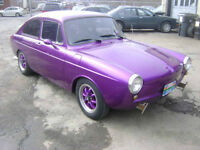 1972 VolksWagen Fast Back Type 3 - Coupe -