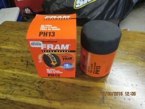 (10) NEW NOS IN THE BOX PH13 FRAM OIL FILTERS Kitchener / Waterloo Kitchener Area image 1