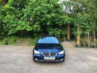 2009 09 BMW 5 SERIES 3.0 530D AC TOURING 5D AUTO 232 BHP DIESEL