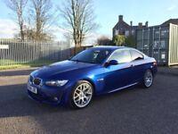 BMW 335d M-Sport Coupe