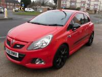 2010 60 VAUXHALL CORSA VXR 1.6T RACING EDITION GOOD AND BAD CREDIT FINANCE