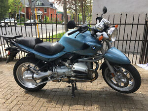 BMW R1150R in very good condition.