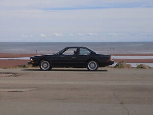 **NEW PRICE NEED GONE** 1981 BMW 633CSI