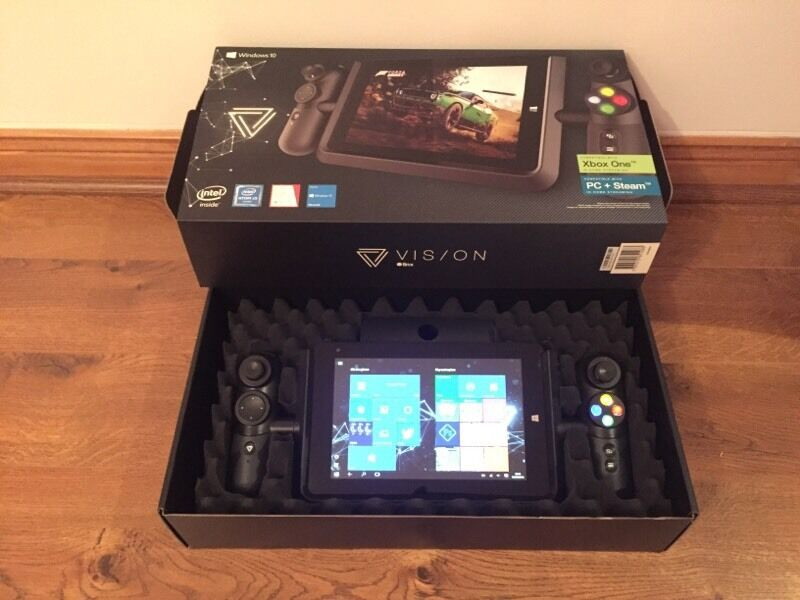Linx Vision 8 inch Gaming Tablet Windows 10Xbox in  : 86 from www.gumtree.com size 800 x 600 jpeg 58kB