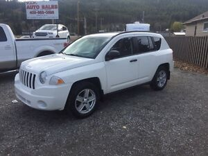 2007 Jeep Compass AWD