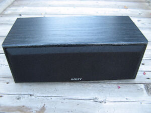 SONY CENTER CHANNEL WITH SOFT DOME SILK TWEETER Kitchener / Waterloo Kitchener Area image 3